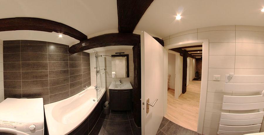 Gite Winstub – Salle de bains 300