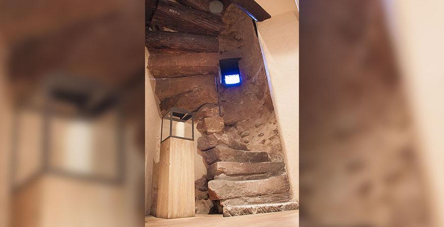Gite Winstub – Escalier 298